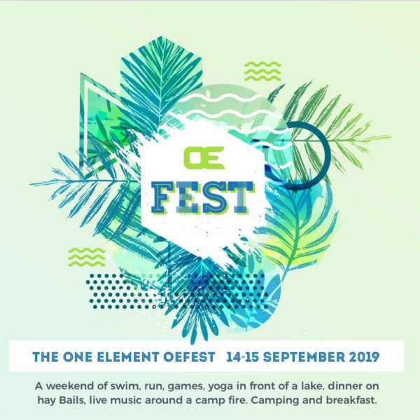 OEFest 14-15 September 2019