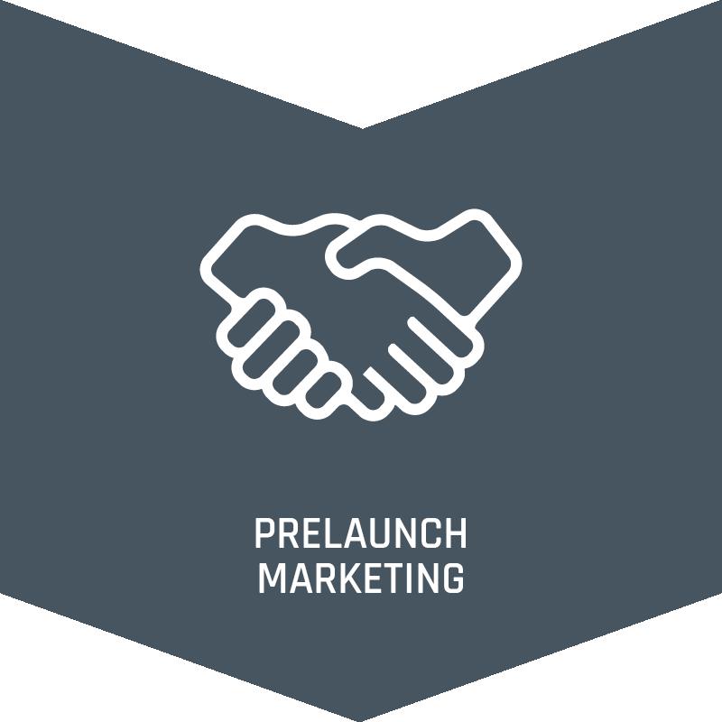 Prelaunch marketing